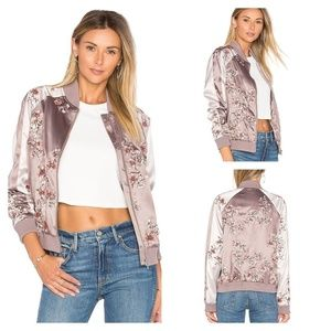 Lovers + Friends x Revolve World Wide Bomber